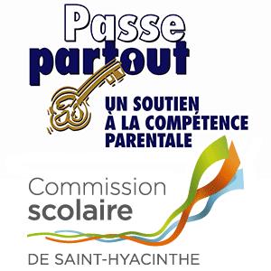 Commission scolaire de Saint-Hyacinthe (Programme Passe-Partout)