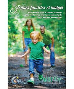 Brochure : Jeunes familles et budget