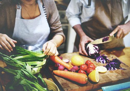 Banques alimentaires et cuisines collectives