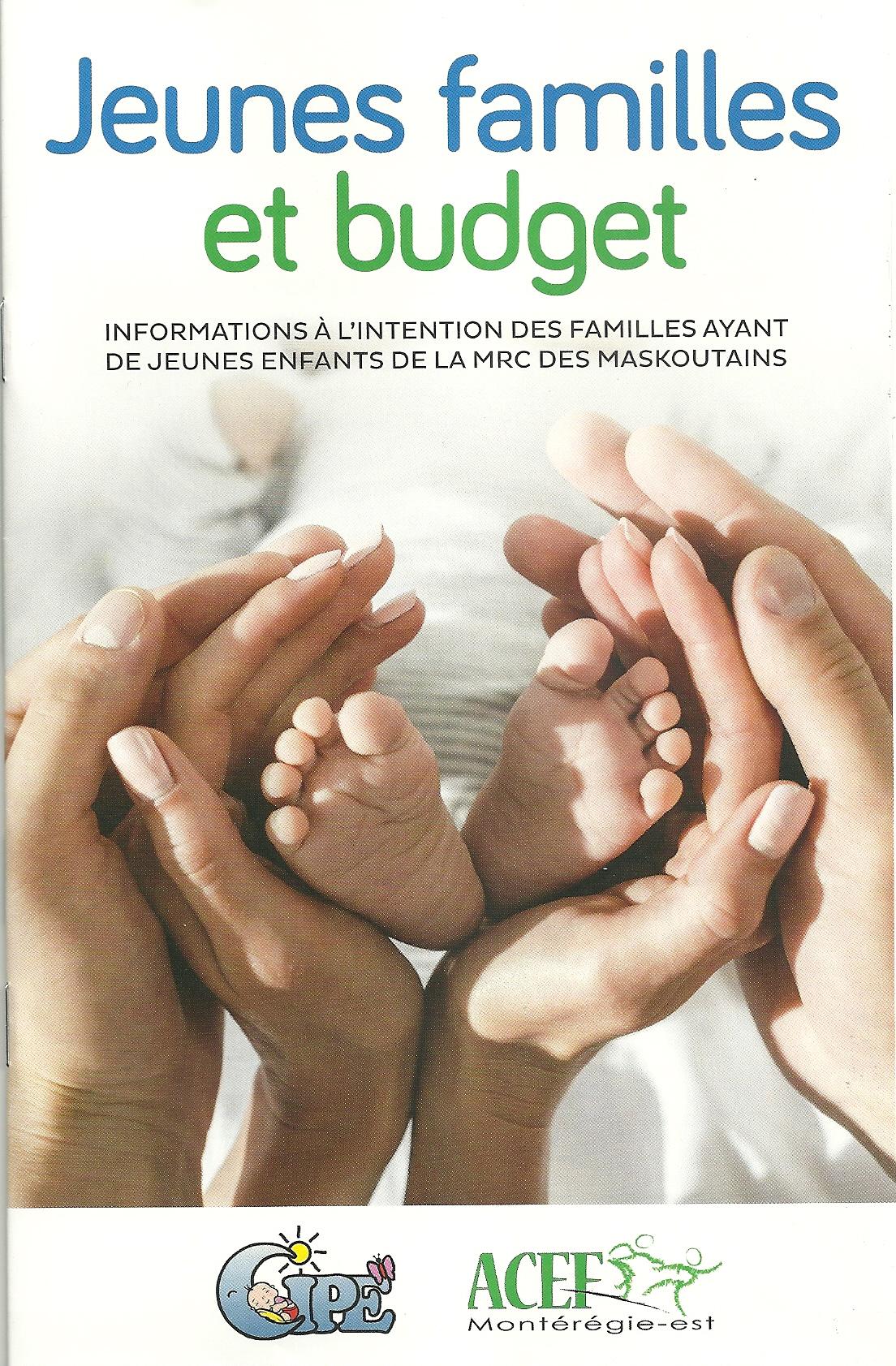Jeunes familles et budget Page 1
