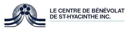 Centre de bénévolat de St-Hyacinthe