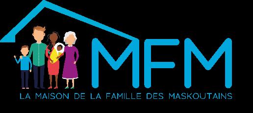 Maison de la famille des Maskoutains – Logo